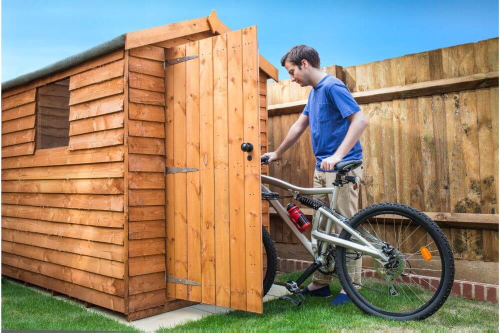 How to Frame a Shed