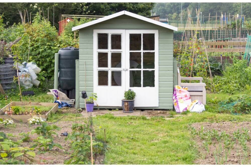 The Cheapest Way to Build a Shed