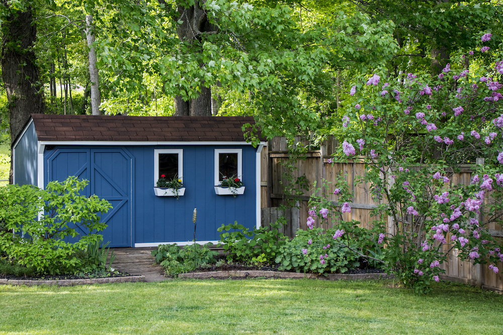 do i need to anchor my shed
