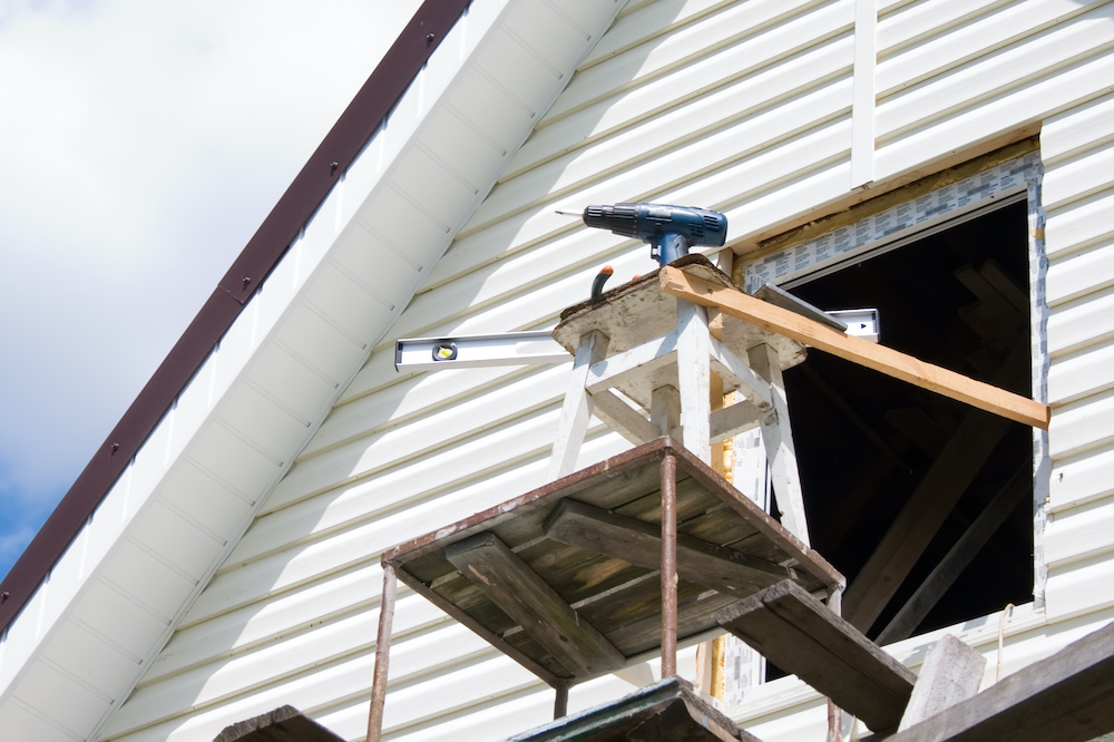 how to install metal siding on a shed