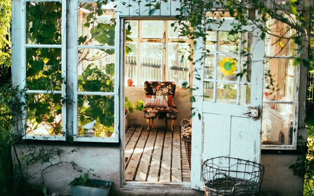 summer shed